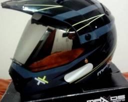 Capacete Mattos Racing TTR