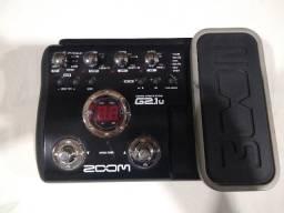 Pedaleira Zoom G2 1U