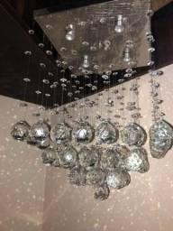 Lustre de cristal k9