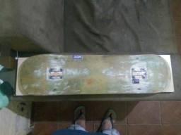 Shape de skate marfim