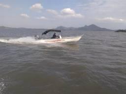 Lancha 19 Pés Fishing Motor Yamaha 90HP 2012 - 2012