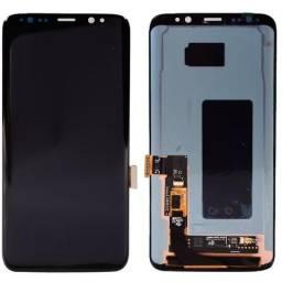 Super Promoção troca de display Samsung S8 - Somos Loja - NF- Garantia