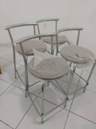 Banquetas, Cadeiras