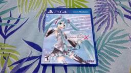 Hatsune Miku: Project Diva X - PS4