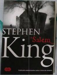 Livro Stephen King - Salem a Hora do Vampiro
