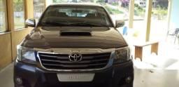 Toyota Hilux 3.0 Srv Top 4x4 Cd 16v Turbo Intercooler Diesel 4p Automático - 2012
