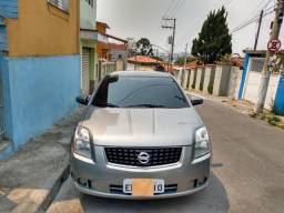 Nissan Sentra 2008 2.0 16 válvulas - 2008