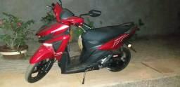 Moto nova, Yamaha neo 2019 vermelha - 2019
