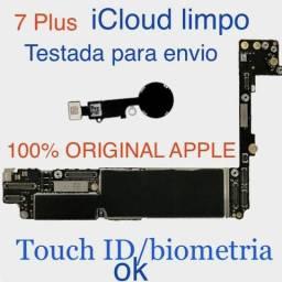 Placa mãe iPhone 7 Plus