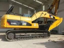Escavadeiras Cat / Komatsu / Case / Jcb