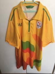 Blusa das olimpíadas 2016 sem uso a2a65d776fd30