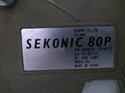 Projetor de filme antigo de 8mm