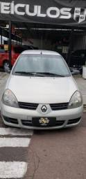 RENAULT CLIO 2008/2009 1.0 EXPRESSION SEDAN 16V FLEX 4P MANUAL - 2009