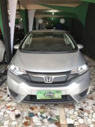 Honda Fit 2015 Automatico é na talismã veiculos - 2015