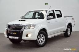 Toyota Hilux CD 3.0 SRV 4X4 Turbo Diesel Automática Impecável Placa I