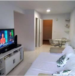 Alugo apartamento mobiliado Foz.