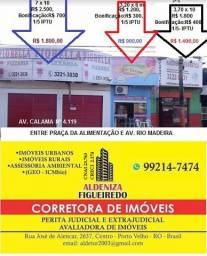 Alugo Av Calama próximo shopping *