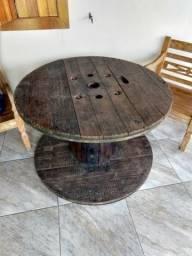 Carretel mesa