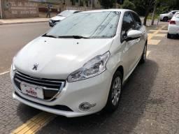 Peugeot 208 Active 1.5 Flex Completo 2015 (Agio R$ 9.990,00 40x 720,00) - 2015