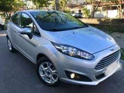 New Fiesta 1.6 2017 AUTOMATICO !! Com baixíssima kilometragem!!! Apenas 18.000km