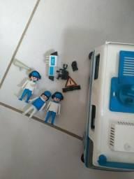 Playmobil Trol® Television International - Furgão - 1986