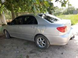 Vendo ou troco por SUV. Corolla XEI 2004 Automático GNV - 2004