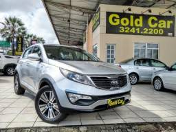Kia Motors Sportage LX 4x4 2.0 2014 ( Padrao Gold Car )