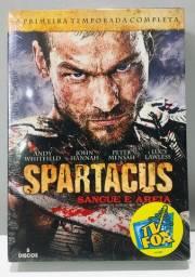 DVD Spartacus 1ª Temporada