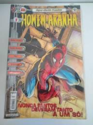 Homem Aranha super-heróis Premium coleção completa