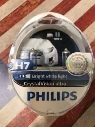 Usado, H7 - Philips Crystal Vision Ultra - Nova comprar usado  São Paulo