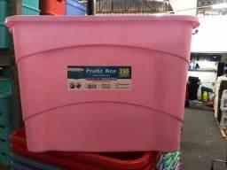 Caixa organizadora 150 litros
