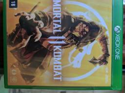 Só Venda. Jogos xbox one Mortal kombat 11 e Tekken 7