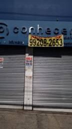 Aluga-se loja Av. Abílio Machado 2315