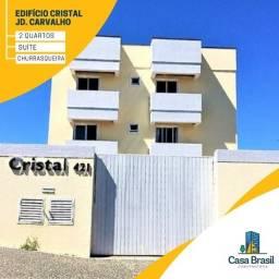 Apartamento com 2 quartos e 2 banheiros a venda em Ponta Grossa -Jardim Carvalho