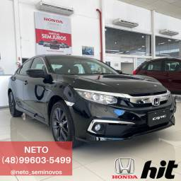 Honda Civic EXL 2.0 2020/2020 Zero KM