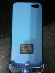 Vendo Capa Recarregável I-Deal para Iphone 5 (Somente venda)