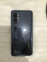 Celular xiaomi mi note 10 dual 128gb midnight black