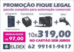 Automação comercial pacote completo _Goiânia e Aparecida