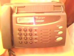 Fax simile Sharp 110v Usado antigo está guardado Decoração Teatro Colecionador