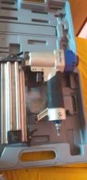 Grampeadora pneumática pinadeira