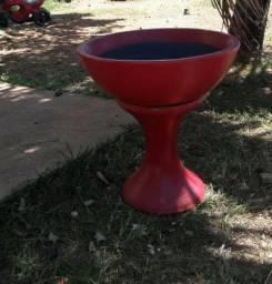 Vaso baçia de Cimento grande zap