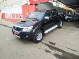 Hillux Diesel automática 2012