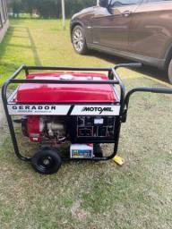 Gerador MotoMil 8000w gasolina