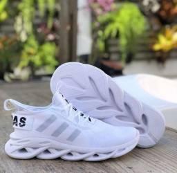 Tênis e sandálias várias marcas