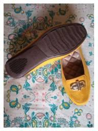 Sapato moleca Tam 37/38 semi novo