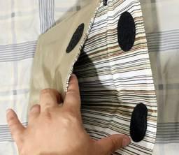 Case para notebook até 13,6 polegadas em couro