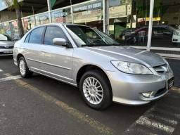 Honda Civic EX 04/05 Automático. Vendo/Troco/Financio