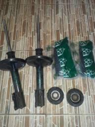 Título do anúncio: vendo kit amortecedor dianteiros logan e sandero d 2008 adiante coxinho e batedor