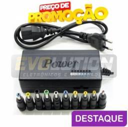 Carregador Universal My-120w Notebook 12-24v