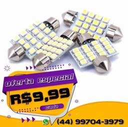 Título do anúncio: Lâmpada automotiva LED torpedo
